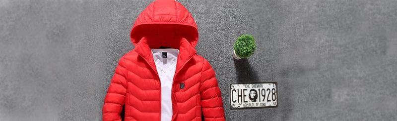 meilleur manteau chauffant