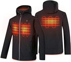 veste chauffante pro smart