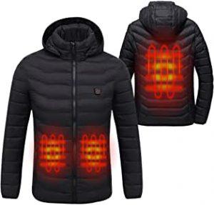 veste chaude pour homme