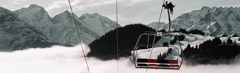 telesiege ski froid