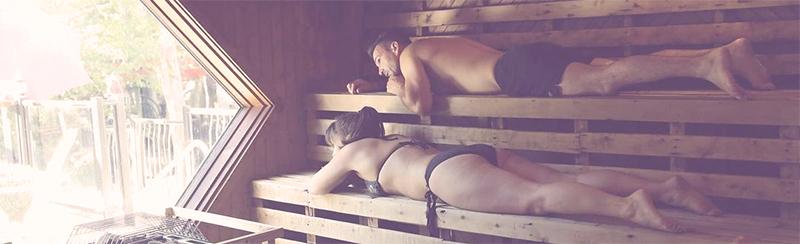saune et chaleur
