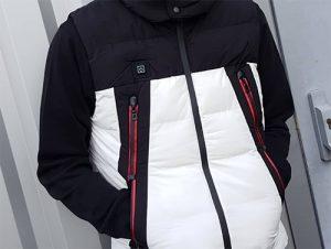 veste hiver chaude homme